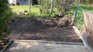 Referenzen Gartengestaltung Nachher